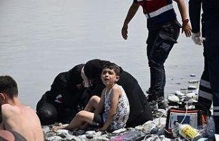 13 yaşındaki Hamze, Salda gölünde kayboldu