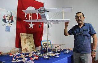 İlk yerli savaş uçaklarımızdandı, şimdi ise...