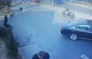 (Özel) İstanbul'da yaşanan feci kazalar kamerada