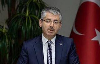 """AK Parti İl Başkanı Çopuroğlu, """"CHP'nin..."""