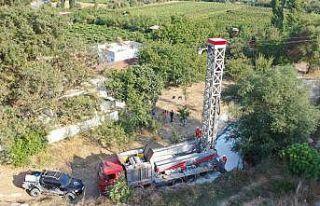 ASKİ'den Kuşadası için yeni içme suyu kaynağı