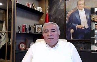 """ATSO Başkanı Çetin: """"Antalya en azla istihdam..."""