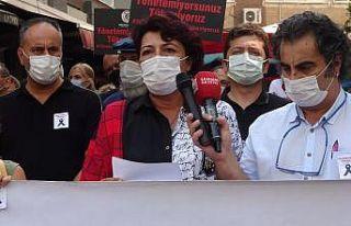 """Furtun: """"Pandemiye karşı göğsümüzü siper..."""