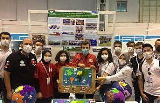 İmam Hatipli kızlar TEKNOFEST'te Türkiye birincisi