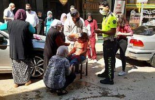 İstanbul'dan tatile gelen küçük kız kazada...