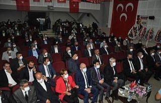 MHP Kars İl Başkanlığı kongresi yapıldı