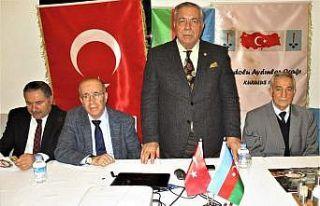 """Prof. Öztek: """"Karabağ zulmü ve soykırımı Azerbaycan'da..."""