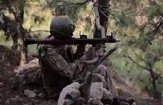 Şırnak'ta MİT ve jandarmanın ortak operasyonunda...