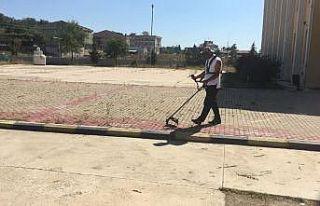 Trakya Üniversitesinin ilçe kampüslerinde peyzaj...