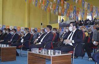 Ağrı'da AK Parti Merkez İlçe Başkanlığı...