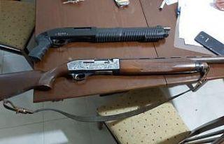 Bursa'da silah kaçakçısı operasyonu: 12 gözaltı