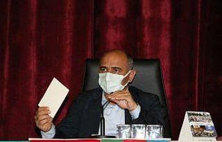 Körfez belediyesi bütçe görüşmesi yaptı