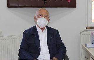 Korona virüsü yenen 76 yaşındaki muhtardan önemli...