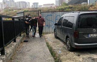 Polisin şüphelendiği motosiklet sürücüsü uyuşturucu...
