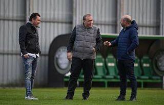 Bursaspor, Adanaspor maçının taktiğini çalıştı