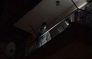 Kırıkkale'de 4. kattan düşen 92 yaşındaki...