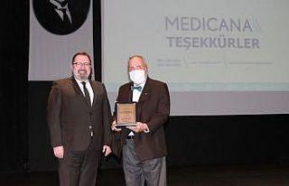 Medicana, Ersin Alok'u ağırladı