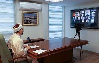 """Diyanet İşleri Başkanı Erbaş: """"Mescid-i Aksa'ya..."""