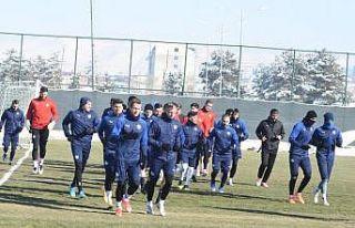BB Erzurumspor Galatasaray maç hazırlıklarını...