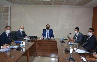 Hakkari'de 'Turizm Tanıtım Toplantısı' düzenledi