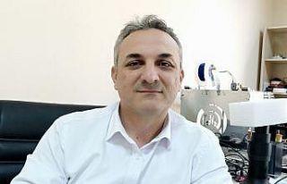Akdeniz Üniversitesi öğretim üyesi ve ekibinden...