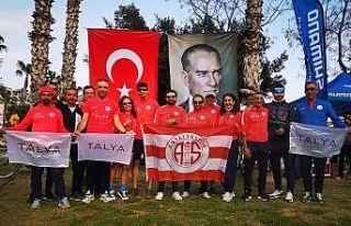 Antalyaspor Triatlon Takımı'ndan 3 altın, 2 bronz...
