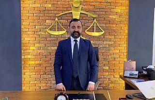 """Baro Başkanı Aktürk: """"Erzincan Barosu polisimizin..."""