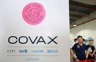 COVAX aşıları, 100'den fazla ülkeye ulaştı