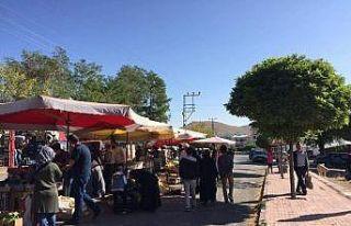 Bayburt'ta pazar yerleri 8 ve 15 Mayıs tarihlerinde...
