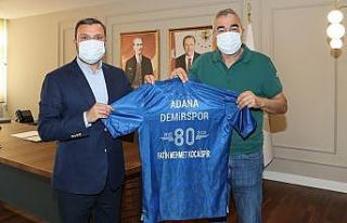 """Kocaispir: """"Adana Demirspor'a desteğimiz devam..."""