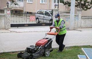 Kütahya Belediyesinden bakım, temizlik ve yenileme...