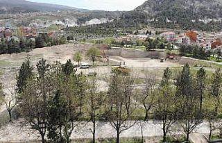 Millet Bahçesi'nin yapımı, 'Tam kapanma'...