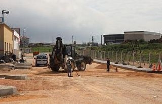 Yeni Asfalt tesisinde son aşamaya gelindi