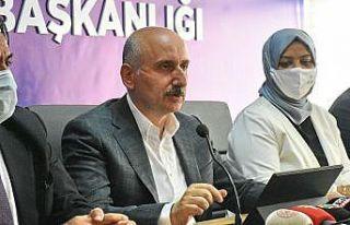 """Bakan Karaismailoğlu: """"Türkiye dünyanın en..."""