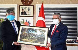 """Kazakistan Büyükelçisi Saparbekuly: """"Türkiye,..."""