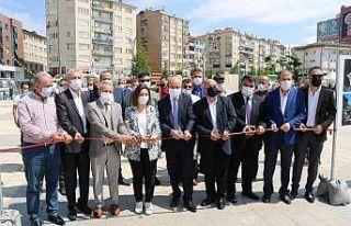 Kırşehir'de Direnen Filistin Fotoğraf Sergisi...