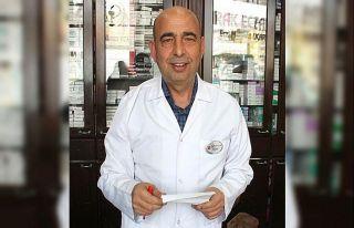 Eczacılar Odası Başkanı Mahmut Uçar: 'Eczacılık...