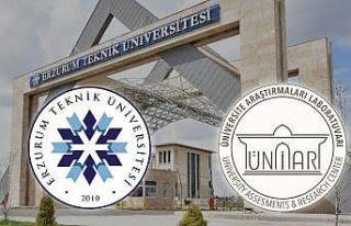 Erzurum Teknik Üniversitesi, öğrenci memnuniyetinde...