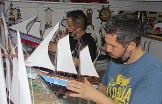 Sinop Cezaevi'nden çıkan sanat: Kotracılık