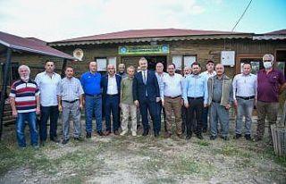 """Başkan Demir: """"Organik üretime desteğe hazırız"""""""