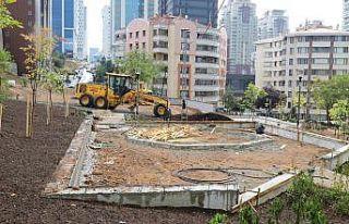 Çankaya'ya 7 yeni park daha geliyor