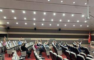 Çerkezköy TSO'nun eylül aynı meclis toplantısı...