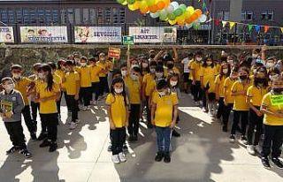 Ereğli'de İlköğretim Haftası törenle kutlandı