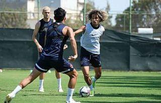Hatayspor'da, Kayserispor maçının hazırlıkları...