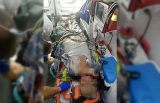 Malatya'da çatıdan düşen işçi hayatını kaybetti