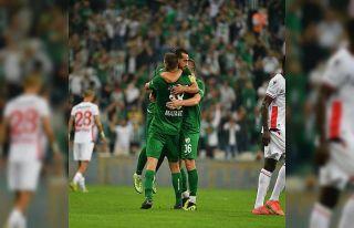 TFF 1. Lig: Bursaspor: 1 - Yılport Samsunspor: 1...