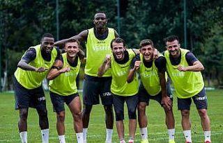 Trabzonspor Kasımpaşa maçı hazırlıklarını...