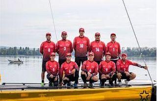 Türk yelken takımı Star Sailors Gold Cup için...