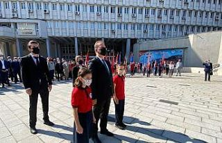 Zonguldak'ta İlköğretim Haftası kutlandı