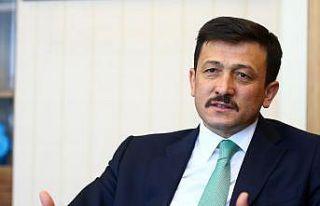 """AK Parti Genel Başkan Yardımcısı Dağ: """"Türksat'ın..."""
